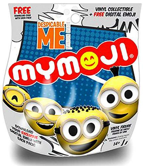 Funko Despicable Me MyMojis Minions Mystery Pack