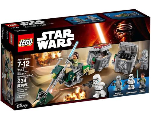 LEGO Star Wars Rebels Kanan's Speeder Bike Exclusive Set #75141