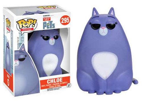 Funko The Secret Life of Pets POP! Movies Chloe Vinyl Figure #295