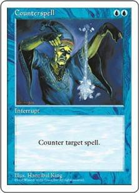MtG 5th Edition Common Counterspell