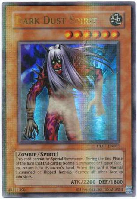 YuGiOh Hobby League Parallel Rare Dark Dust Spirit HL07-EN003