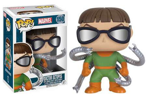 Funko POP! Marvel Doctor Octopus Vinyl Bobble Head #150