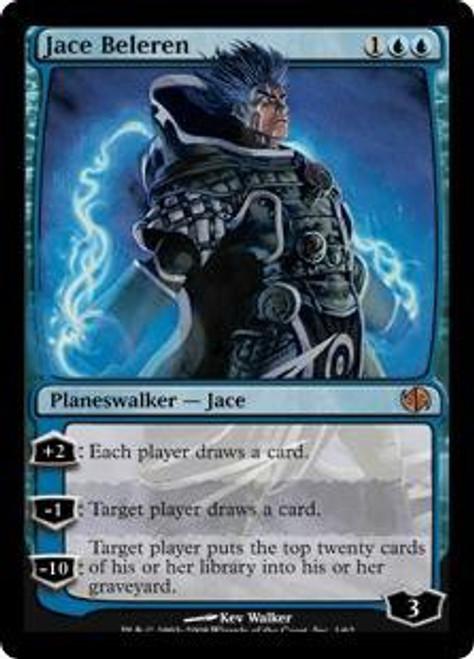 MtG Duel Decks: Jace vs. Chandra Mythic Rare Foil Jace Beleren #1