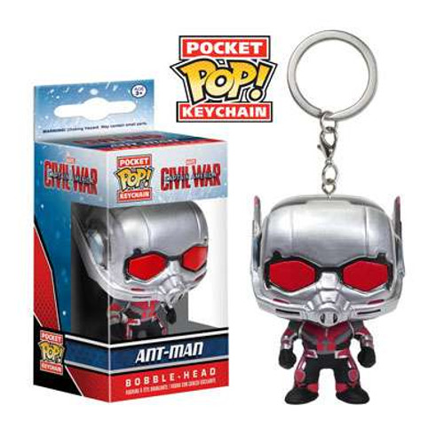 Funko Civil War POP! Marvel Ant-Man Keychain [Civil War]