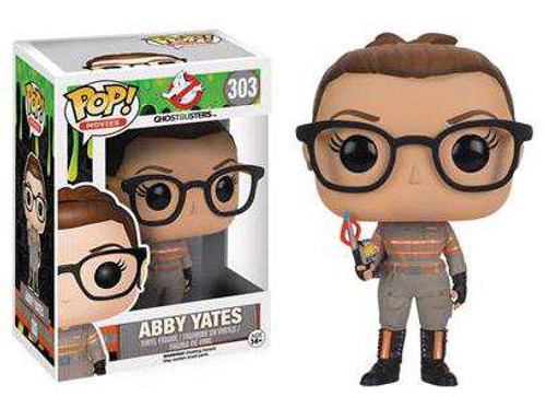 Funko Ghostbusters POP! Movies Abby Yates Vinyl Figure #303
