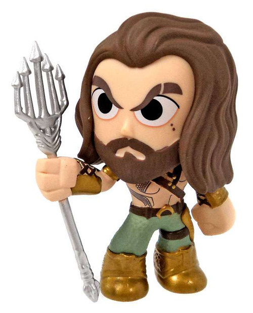 Funko DC Batman v Superman Aquaman 2.5-Inch 1/12 Mystery Minifigure [Loose]