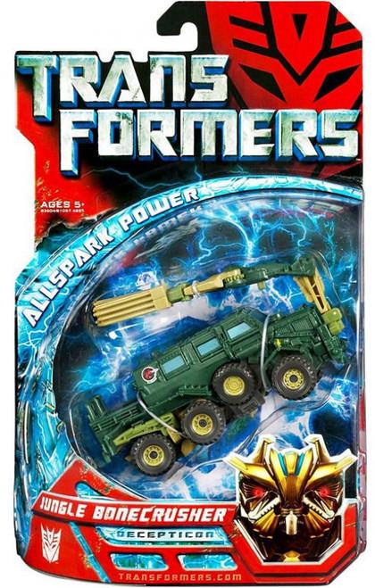 Transformers Movie Jungle Bonecrusher Deluxe Action Figure