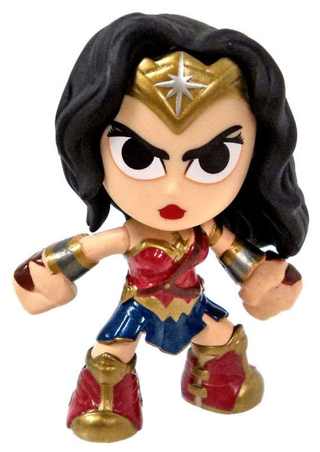 Funko DC Batman v Superman Wonder Woman 2.5-Inch 1/12 Mystery Minifigure [Loose]