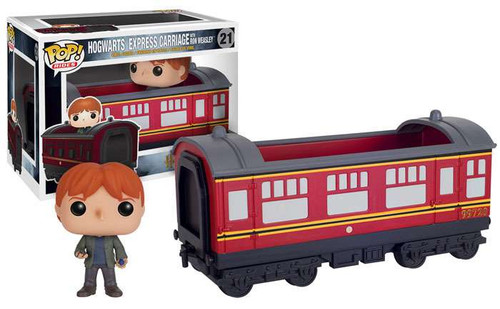 Funko Harry Potter POP! Rides Hogwarts Express Vinyl Figure #21 [Ron]