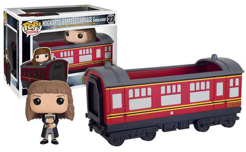 Funko Harry Potter POP! Rides Hogwarts Express Vinyl Figure #22 [Hermione]
