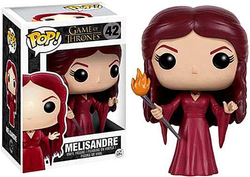 Funko Game of Thrones POP! TV Melisandre Vinyl Figure #42