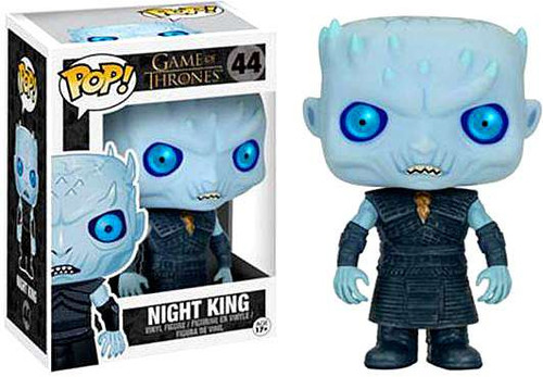 Funko Game of Thrones POP! TV Night King Vinyl Figure #44