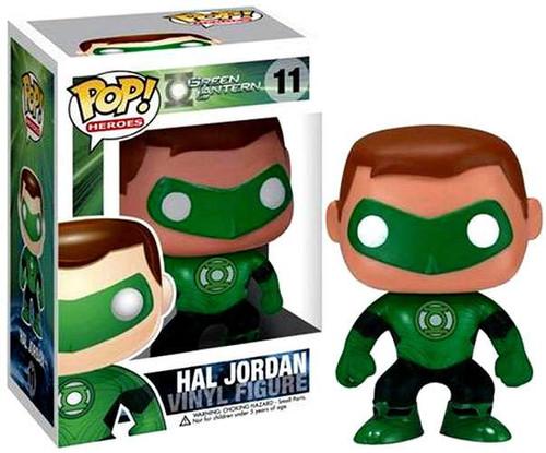 Funko Green Lantern POP! Heroes Hal Jordan Vinyl Figure #11