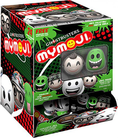 Funko MyMojis Ghostbusters Mystery Box [24 Packs]
