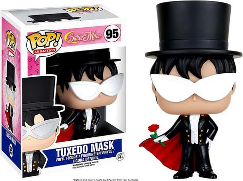 Funko Sailor Moon POP! Animation Tuxedo Mask Vinyl Figure #95