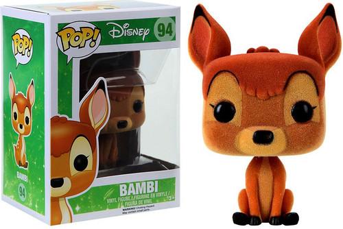 Funko POP! Disney Bambi Exclusive Vinyl Figure #94 [Flocked]
