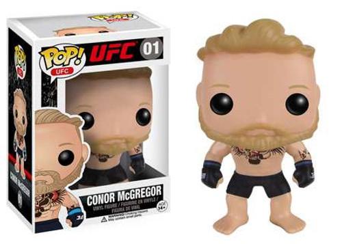 Funko UFC POP! Sports Conor McGregor Vinyl Figure #01