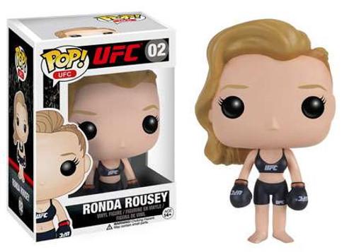 Funko UFC POP! Sports Ronda Rousey Vinyl Figure #02