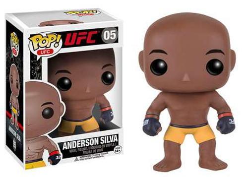 Funko UFC POP! Sports Anderson Silva Vinyl Figure #05