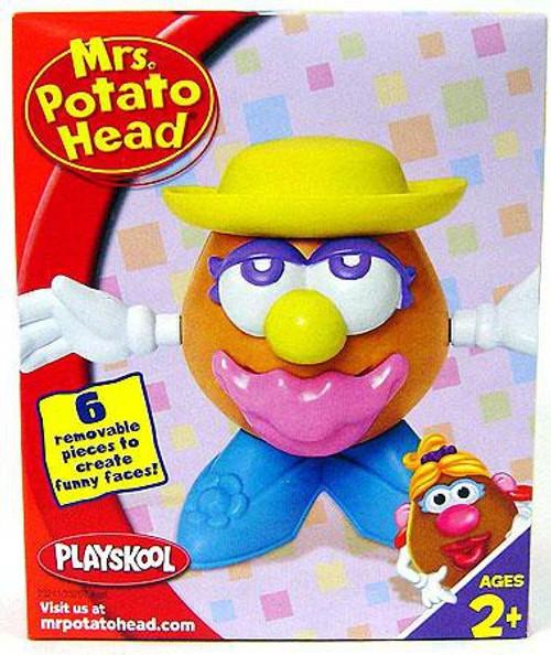 Mr. Potato Head Mrs. Potato Head Figure [Yellow Hat]