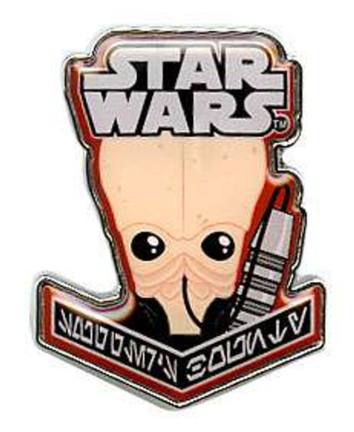 Funko Star Wars The Force Awakens Figrin D'an Exclusive Pin