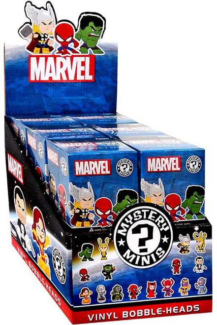 Funko Mystery Minis Marvel Series 1 Mystery Box [12 Packs]