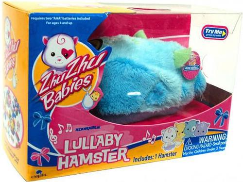 Zhu Zhu Pets Babies Miss Mabel Lullaby Hamster