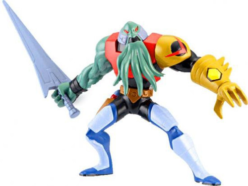 Ben 10 Vilgax Action Figure [Version 2, Multicolored Loose]