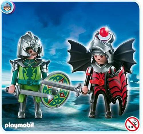 Playmobil Dragon Land Dragon Knights Duel Set #4912