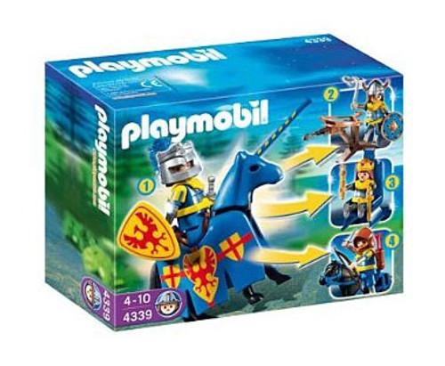 Playmobil Knights Multi Set Boys Set #4339