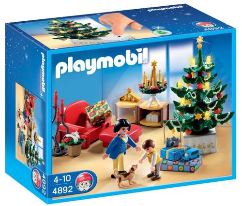 Playmobil Christmas Room Set #4892