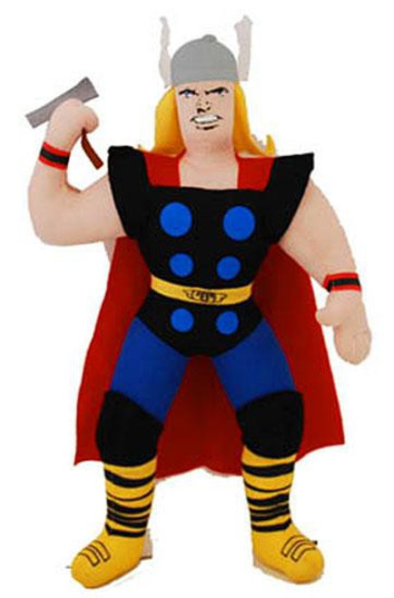 Thor 14-Inch Plush Figure