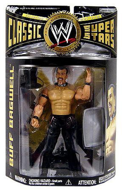 WWE Wrestling Classic Superstars Series 21 Buff Bagwell Action Figure