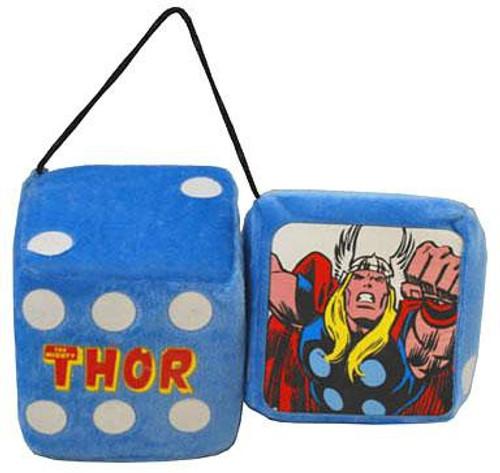 Thor Dice 4-Inch Plush