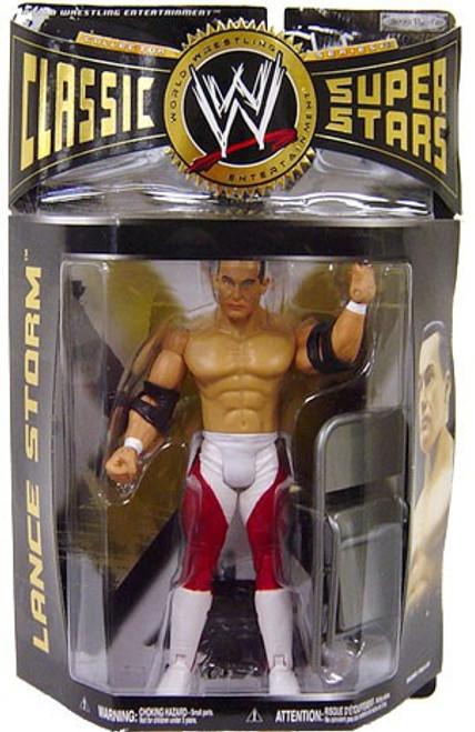 WWE Wrestling Classic Superstars Series 23 Lance Storm Action Figure