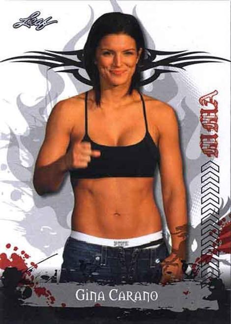 MMA Series 2010 Gina Carano #10
