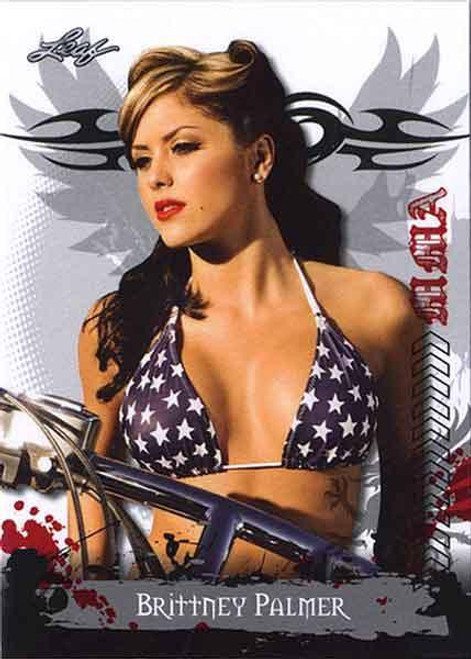 MMA Series 2010 Brittney Palmer #81