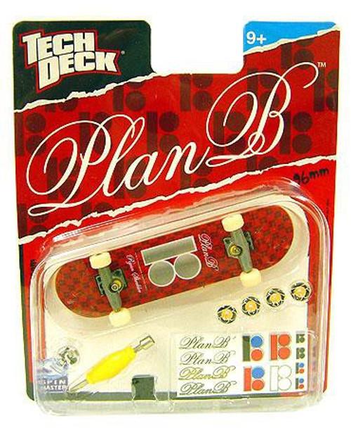 Tech Deck Plan B 96mm Mini Skateboard [Ryan Sheckler]