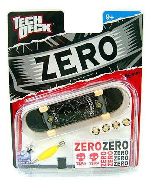 Tech Deck Zero 96mm Mini Skateboard [James Brockman]