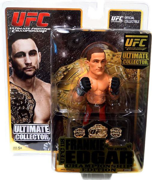 UFC Ultimate Collector Series 7 Frankie Edgar Action Figure [Championship Edition]