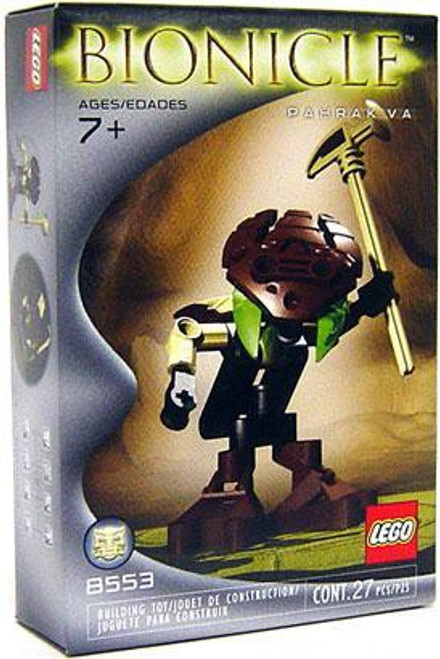 LEGO Bionicle Pahrak Va Set #8553