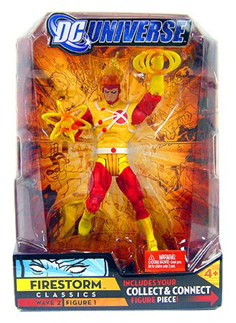 DC Universe Classics Wave 2 Firestorm Action Figure #1
