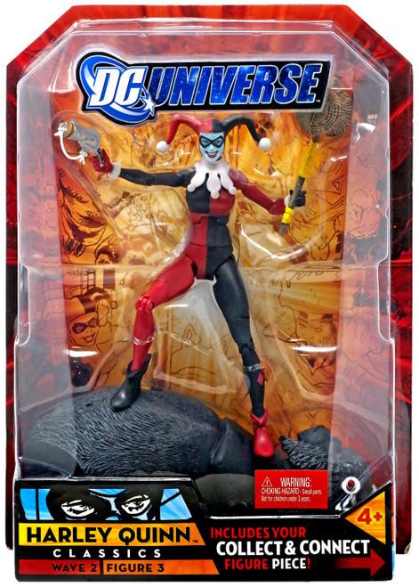 DC Universe Classics Gorilla Grodd Series Harley Quinn Action Figure #3