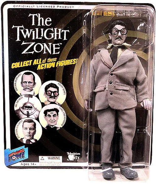 The Twilight Zone Series 4 Henry Bemis Action Figure