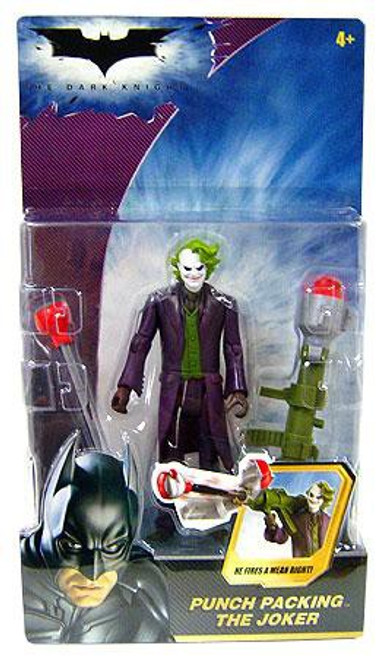 Batman The Dark Knight The Joker Action Figure [Punch Packing]