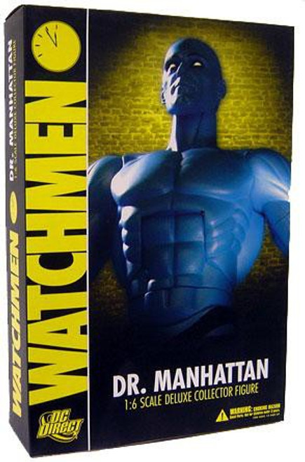 DC Watchmen Dr. Manhattan Collectible Figure