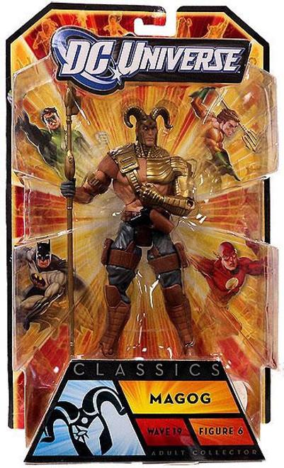 DC Universe Classics Wave 19 Magog Action Figure #4