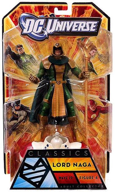 DC Universe Classics Wave 19 Lord Naga {Kobra} Action Figure #4