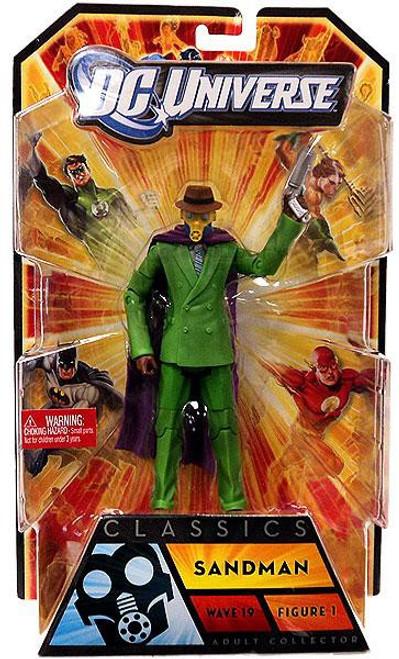 DC Universe Classics Wave 19 Sandman Action Figure #1