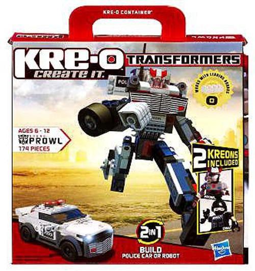 Transformers Kre-O Prowl Set #30690